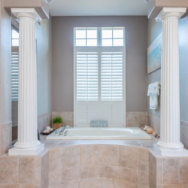 luxury bath portfolio sq